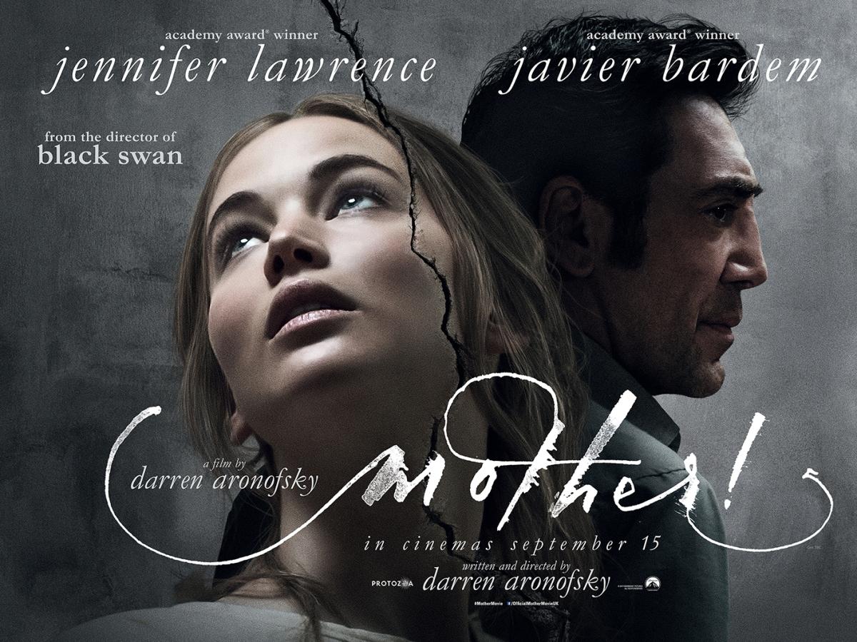 A mother! című film értelmezése, elemzése
